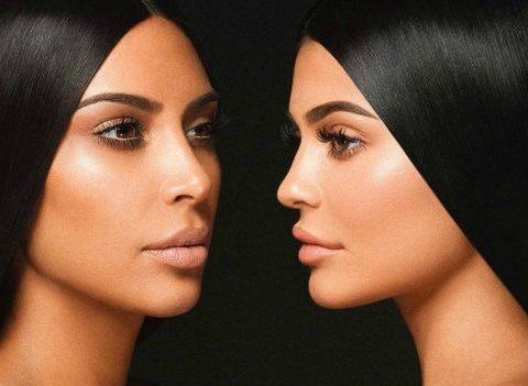 Kim Kardashian et Kylie Jenner lancent ensemble de nouveaux de rouge à lèvres