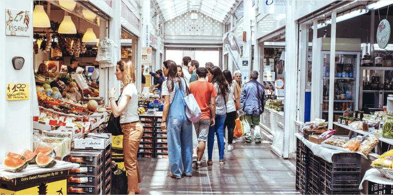 mercato di testaccio rome