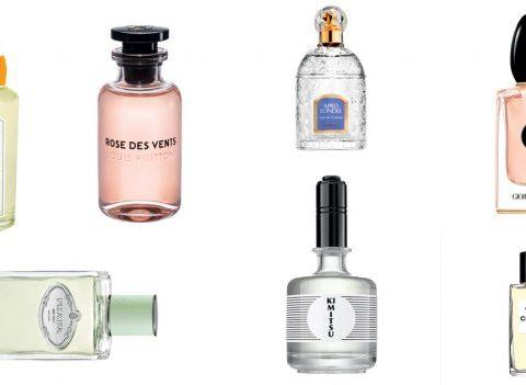 Printemps: 22 parfums fleuris à glisser dans son vanity