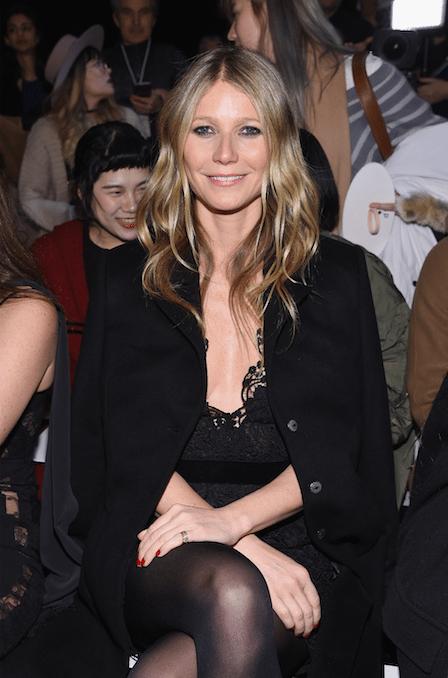 2013: Gwyneth Paltrow