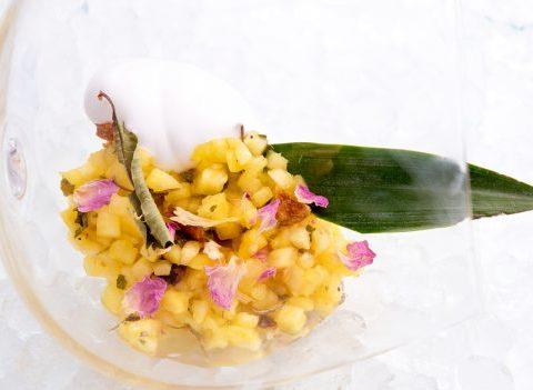 Tartare mangue-ananas: la recette parfaite pour un brunch de printemps