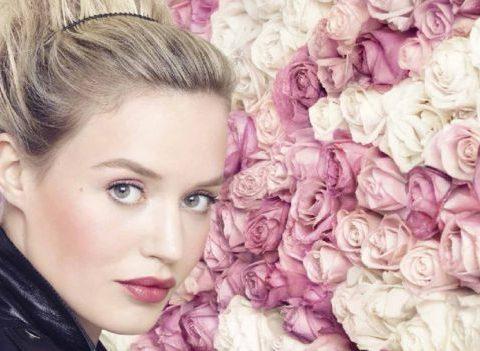 Le maquillage rose: la tendance ultime du printemps
