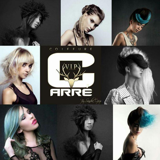 salon de coiffure Carré VIP à Liège