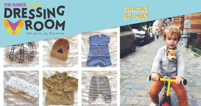 agenda du week-end : baby and kids dressing room