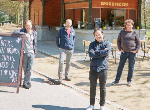 Le Woodpecker, le nouvel endroit 100% bruxellois