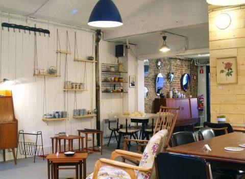 L'Atelier Belvédère: la nouvelle adresse déco pour chiner malin