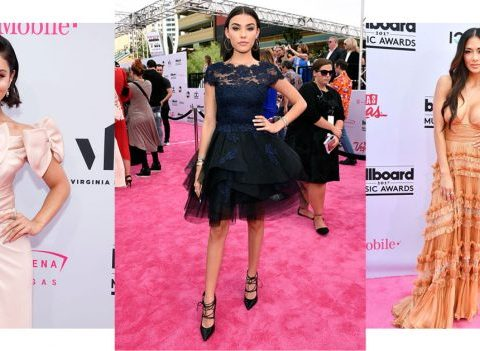 BILLBOARD MUSIC AWARDS 2017: les plus beaux looks du tapis rouge