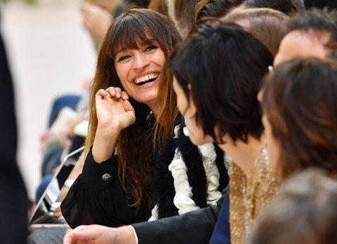 Chanel Croisière 2018: qui était front row ?