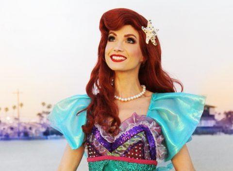 Faites rêver vos enfants en invitant chez vous une princesse Disney plus vraie que nature !