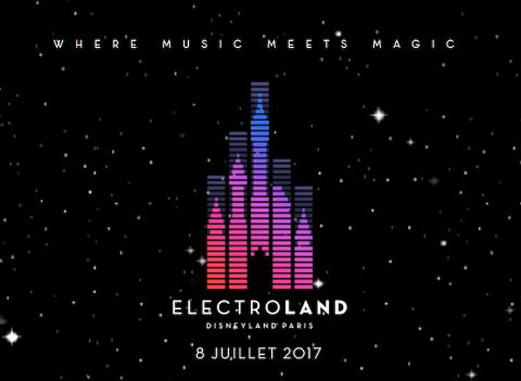Electroland : un festival electro à Disneyland Paris