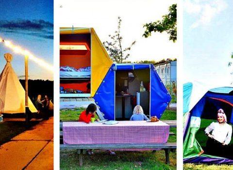 Festival style: 5 tentes de luxe pour dormir comme une reine