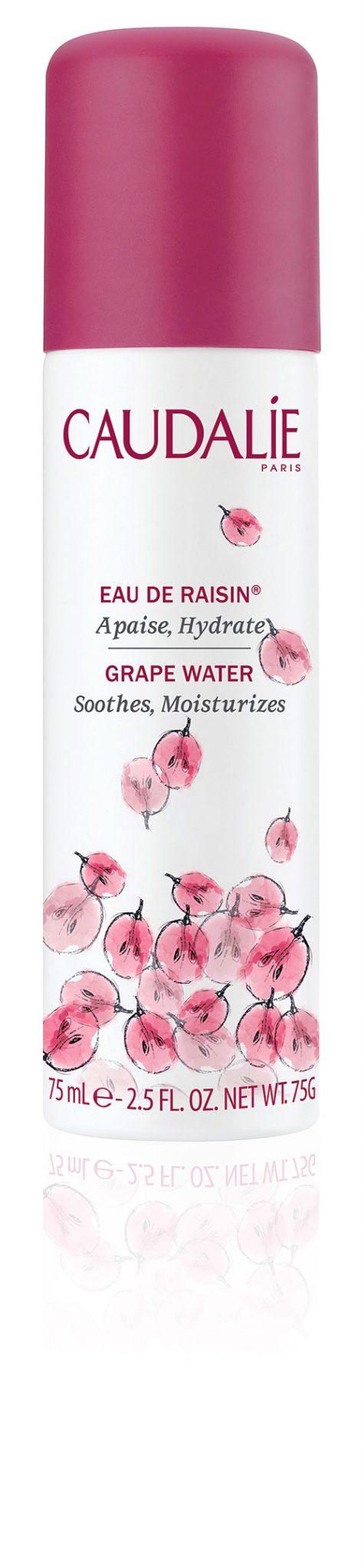 Spray apaisant et hydratant, Caudalie, 7,90€