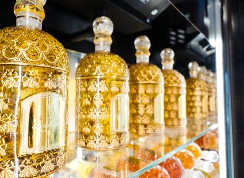L'incroyable boutique Guerlain ouvre ses portes à Bruxelles (photos)