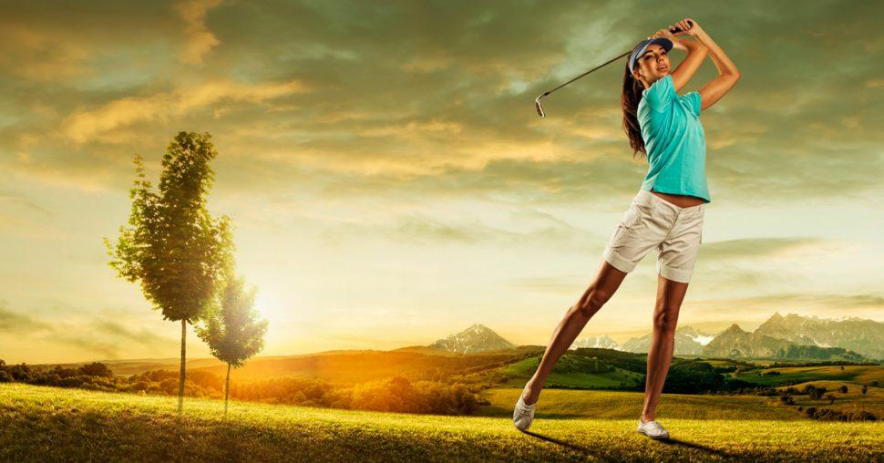 Inscrivez-vous à la deuxième édition la ELLE Golf Cup 2017 by Louis Widmer !