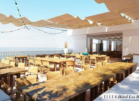Hôtel Les Roches Rouges : cocon de charme à la Côte d'Azur