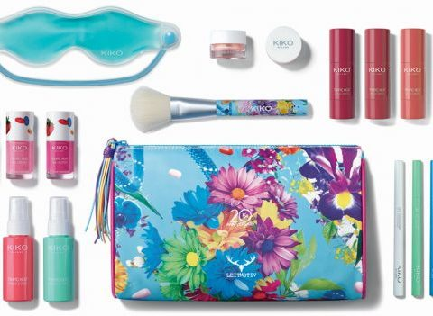 Kiko: une collection tropicale totalement canon