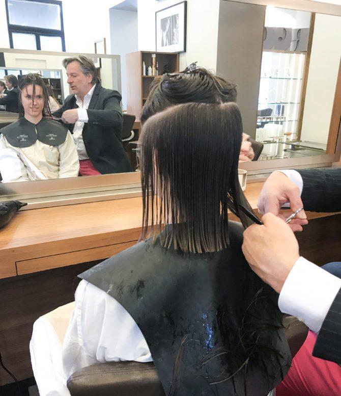 On a testé : se faire coiffer à la Maison Roger - 3