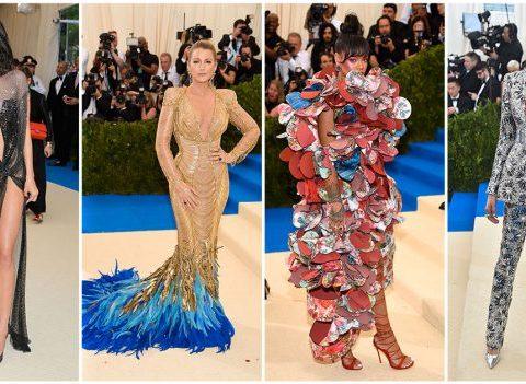 MET Gala 2017: les looks les plus incroyables du tapis rouge