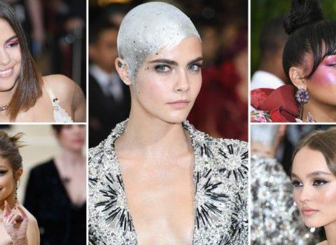 MET GALA 2017: les looks beauté les plus incroyables