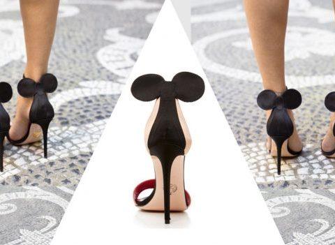 Objet du désir : les escarpins Minnie