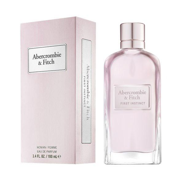 Beauty Crush : First Instinct le nouveau parfum féminin d'Abercrombie & Fitch - 1