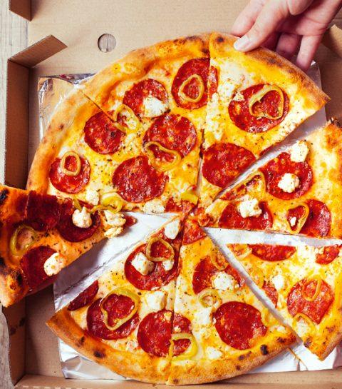 combien de temps faut il courir pour liminer une part de pizza. Black Bedroom Furniture Sets. Home Design Ideas