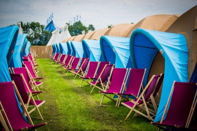 Festival style: 5 tentes de luxe pour dormir comme une reine - 4