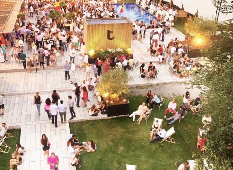 La Terrasse O2 : le nouvel endroit green à tester cet été
