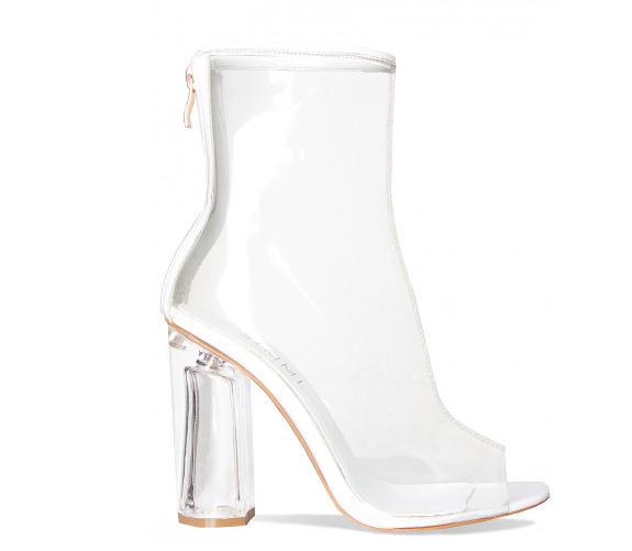 Comment porter les boots transparentes ? - 8