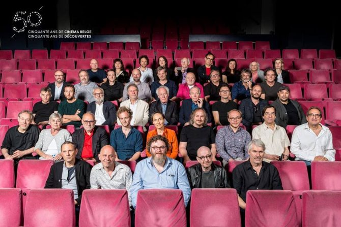 50 ans cinema belge