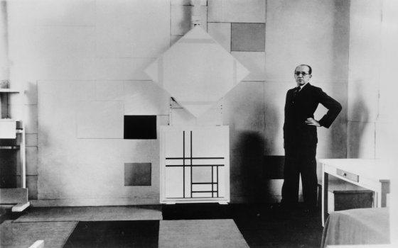Mondrian, point à la ligne - 3