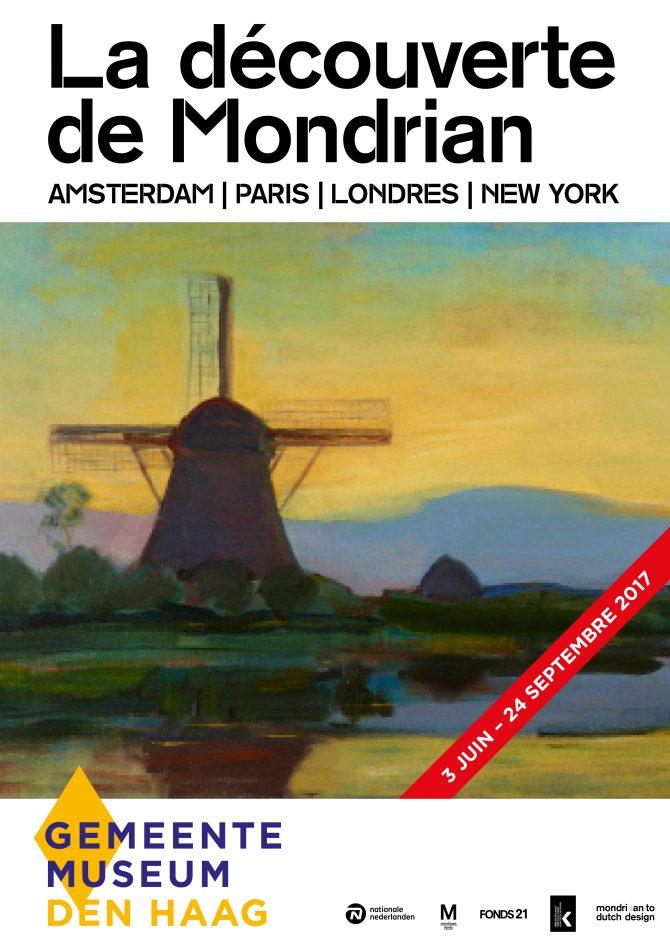 Mondrian, point à la ligne - 2