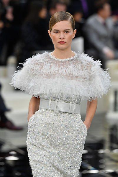 Chanel  : Runway – Paris Fashion Week – Haute Couture Spring Summer 2017