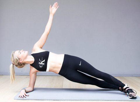 ELLE X L'USINE : quel exercice pour affiner sa taille ?