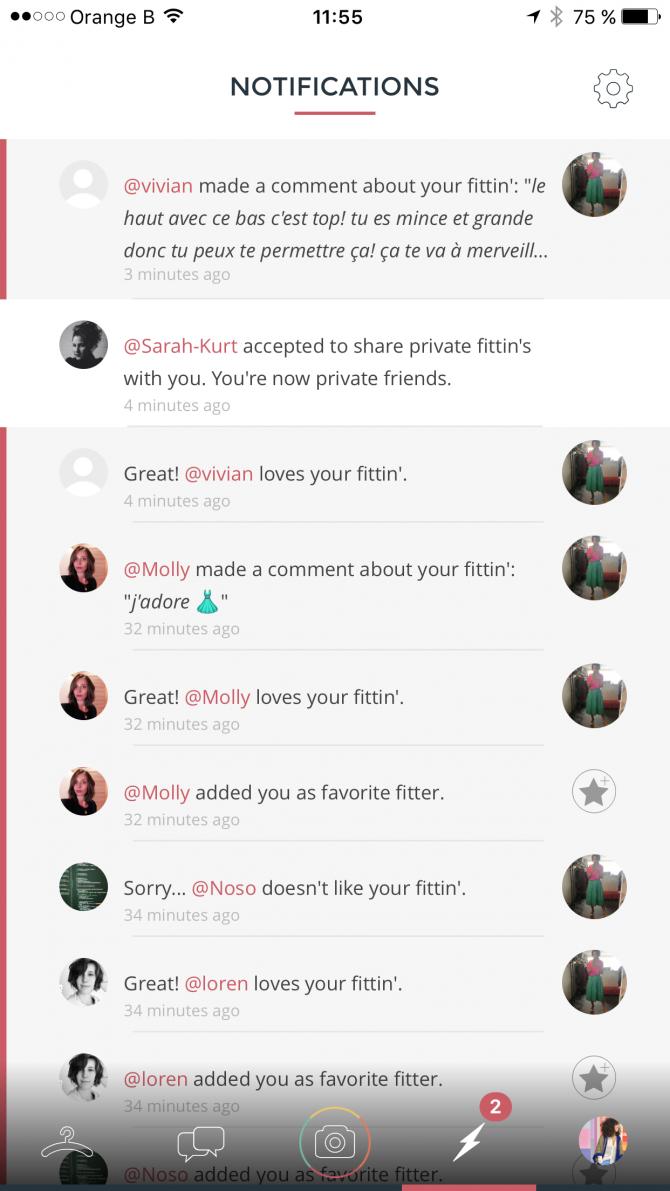 Fittin' Room: l'application qui vous dit ce qui vous va - 4