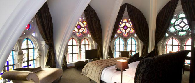 5 hôtels canon où payer sa chambre en éco-chèques - 7