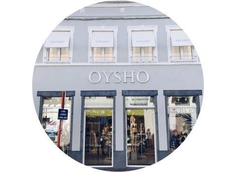 Bonne nouvelle: OYSHO débarque à Waterloo