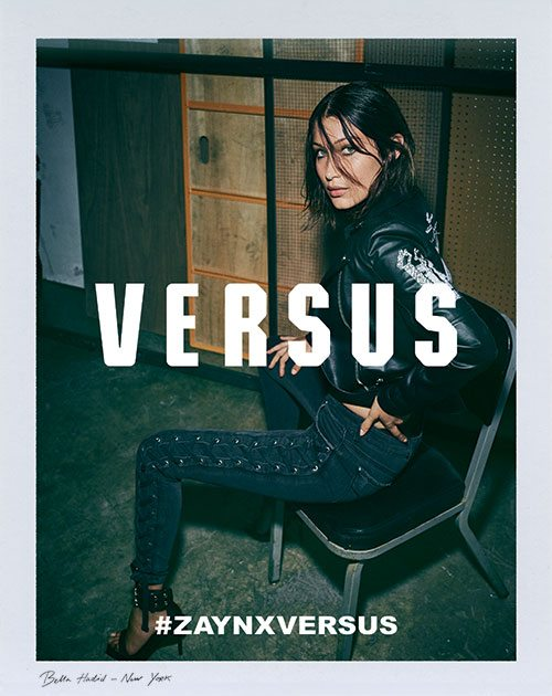 EXCLU: Zayn x Versus, l'interview croisée de Zayn Malik et Donatella Versace - 4