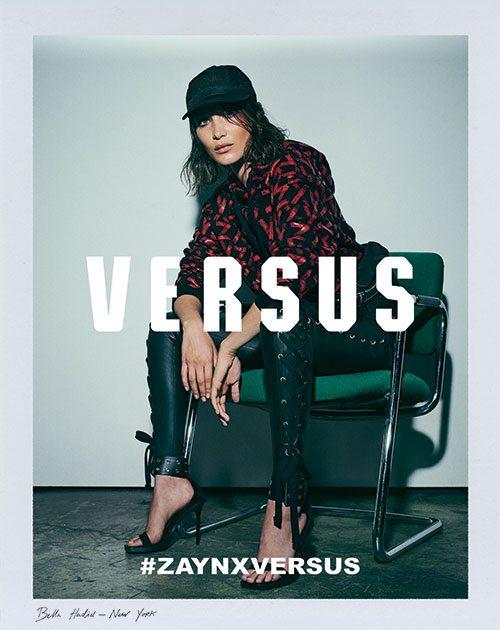EXCLU: Zayn x Versus, l'interview croisée de Zayn Malik et Donatella Versace - 2
