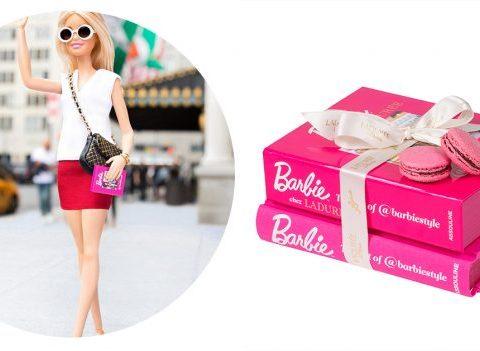Barbie x Ladurée: des macarons en édition limitée