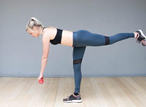 ELLE X L'USINE : quel exercice pour un corps tonique et joliment galbé ?