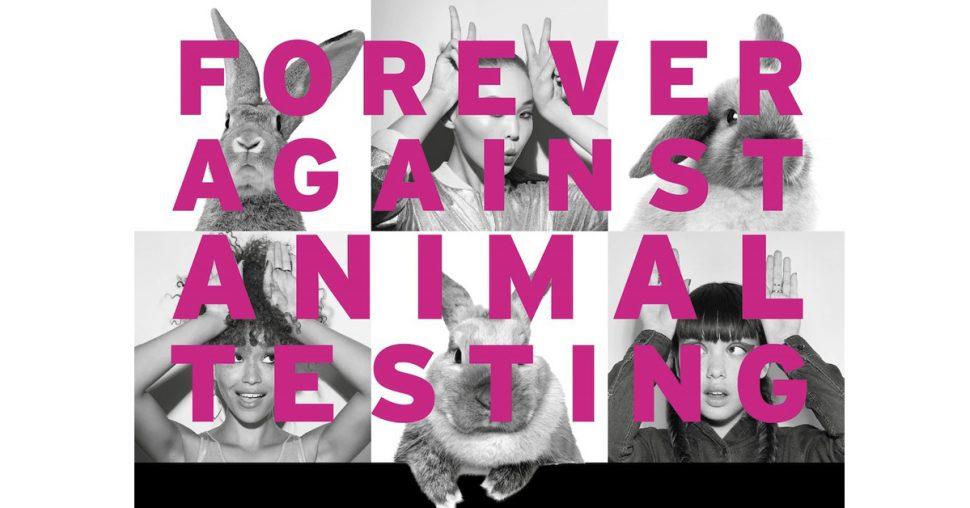 Campagne coup de poing de BODY SHOP contre les tests sur les animaux