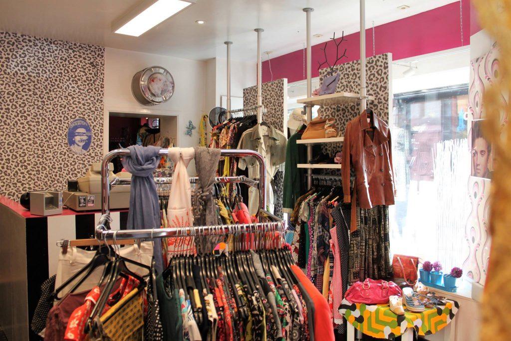 friperie boutique vintage