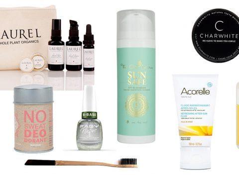 10 produits de beauté naturels qu'on emporte dans sa valise