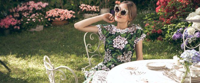 Les Hortensias de Dolce & Gabbana - 1
