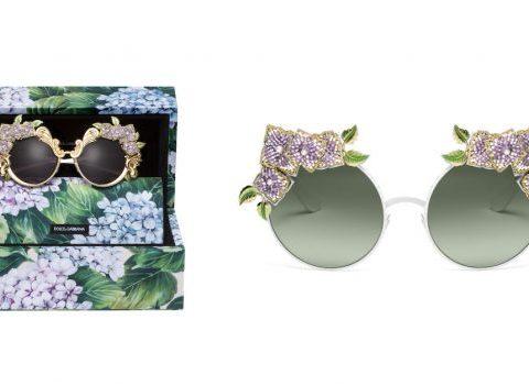 Les Hortensias de Dolce & Gabbana