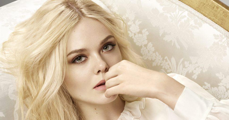 ELLE FANNING est la nouvelle égérie internationale de L'Oréal Paris