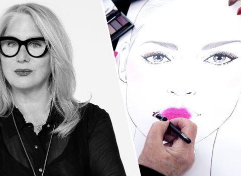Val Garland nommée Directrice Make-Up International L'Oréal Paris