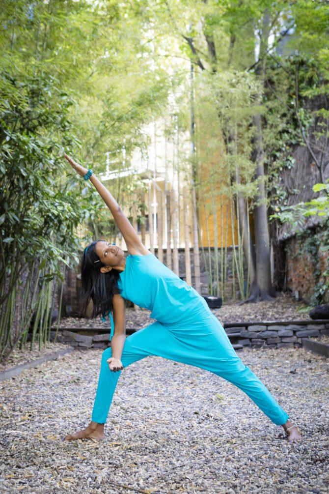 Parée pour le Yoga Day - 1