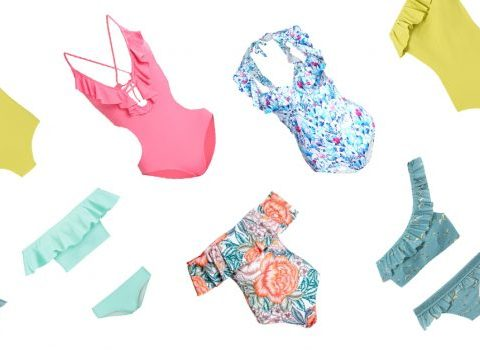 21 maillots de bain à volants qu'on adore